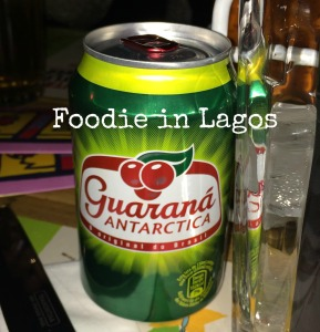 This reminded me of Tandi Guarana I had as a child.... Yum!